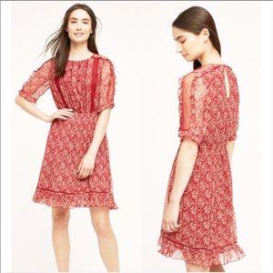 Floreat amber ruffle dress 8